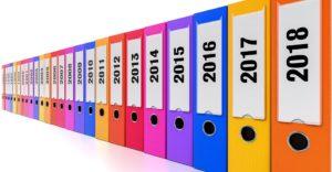 conservation des documents administratifs